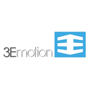 3E motion international partner logo