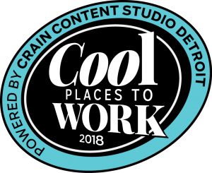 crain detroit's cool places to work award new eagle