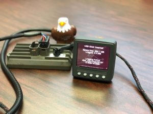 New Eagle Data Logger setup image with Iggy