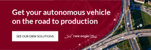 Autonomous Vehicles with New Eagle