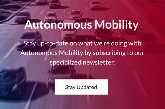 New Eagle Autonomous Mobility - Stay Updated