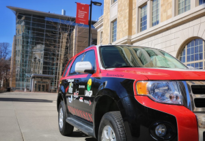 wisconsin hybrid uw madison's electric vehicle