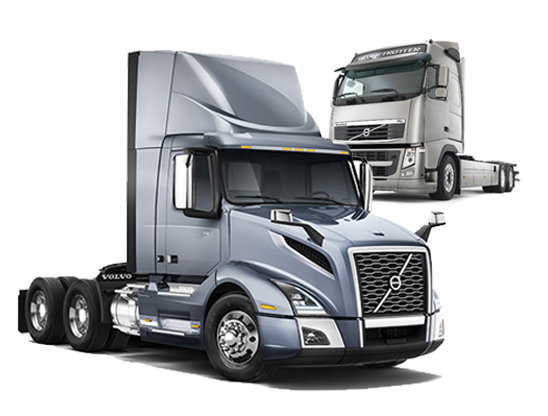 Volvo Class 8 EU and US truck