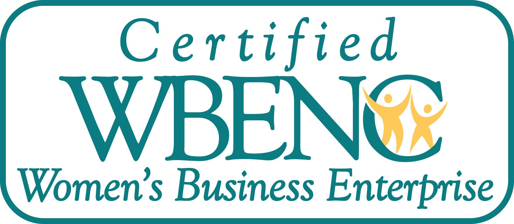 image of the WBENC certification stamp