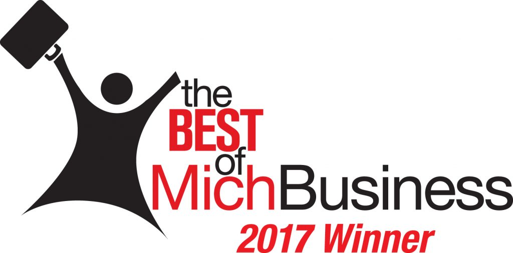 best of mich business 2017 award