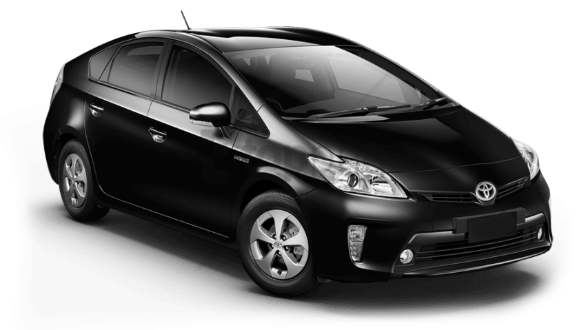 black drive by wire toyota prius