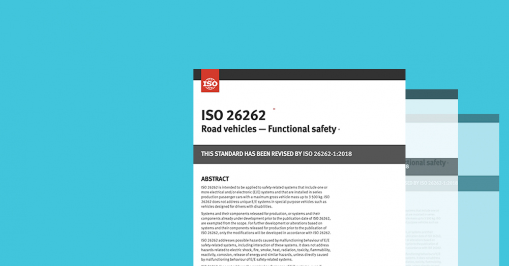 dissecting ISO 26262