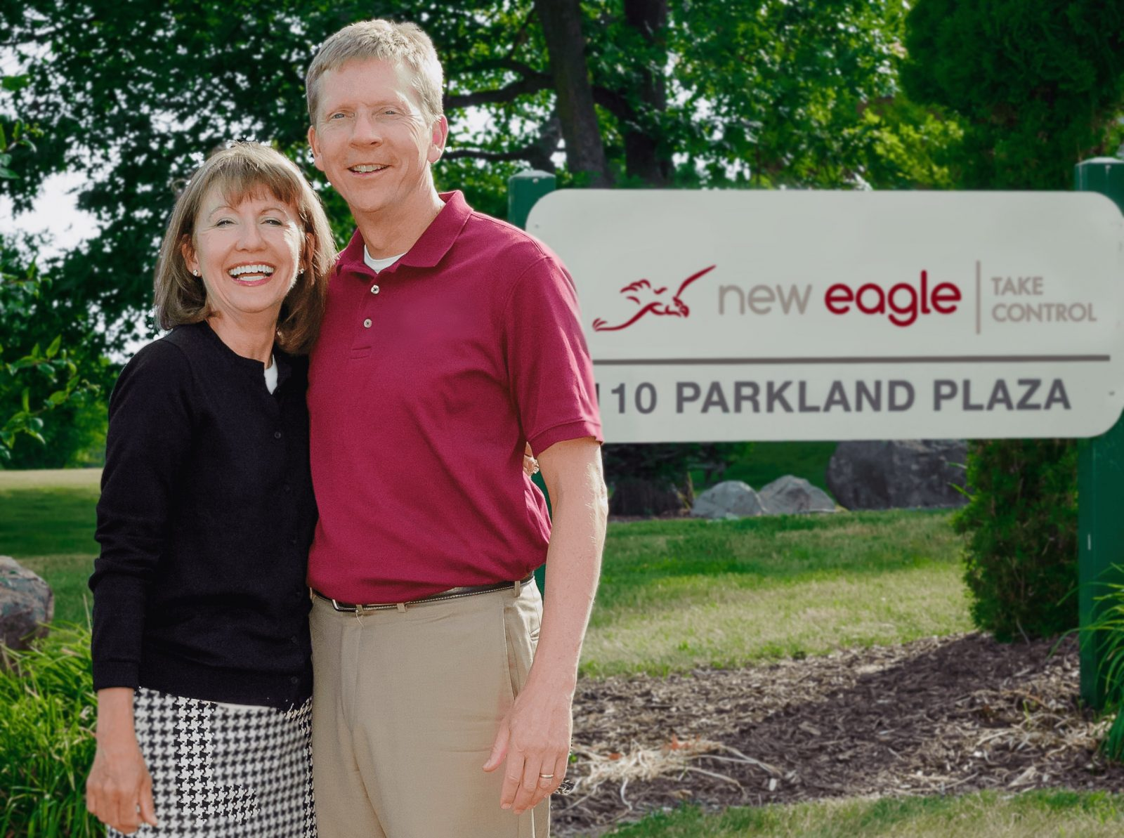 new eagle founders mickey swortzel and rich swortzel