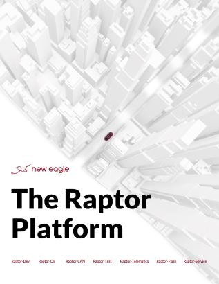 The Raptor Platform eBook