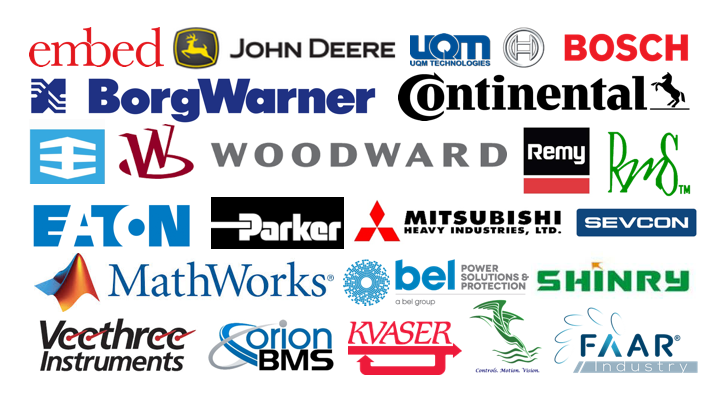 new eagle partners and suppliers logos