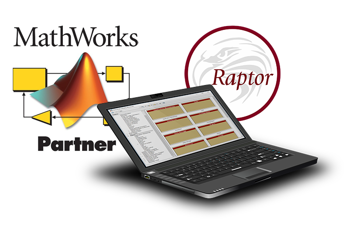 raptor is a mathworks partner