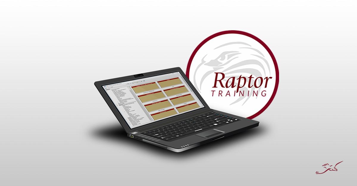 Raptor Training | April 2020