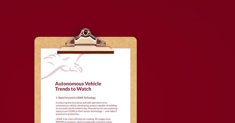 AV trends clipboard
